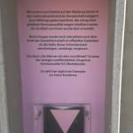 jedes rosafarbene Dreieck erinnert an einen ermordeten Homosexuellen