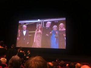 Auch die 2012 geht die Goldene Palme an Haneke.