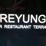 Freyung 4, Bar. Restaurant. Terrasse. copyright: facebookseite von Freyung 4...