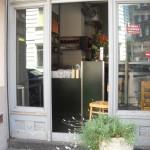 Xpedit Ristorante, Blick in die Bar