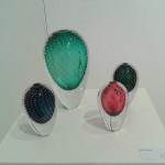 sollten eigentlich im MAK Teil der Studiensammlung sein: Objekte von www.glashuettecomploj.at