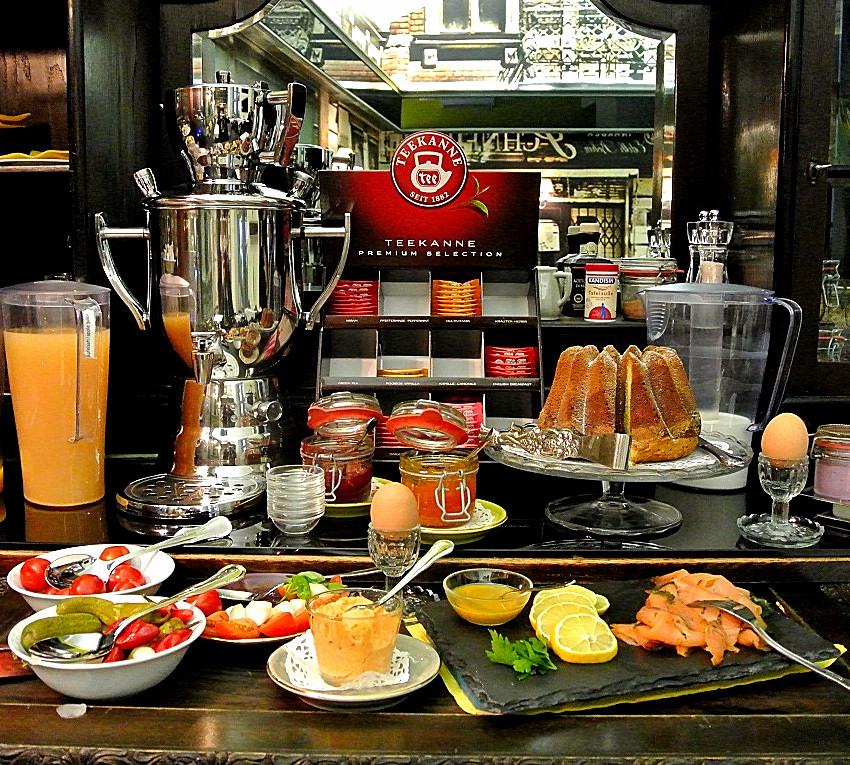 Essen wohnen hotel shermin kek in wien for Essen design hotel