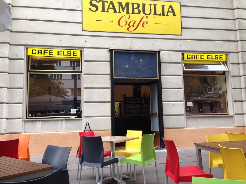 Cafe Else Wien
