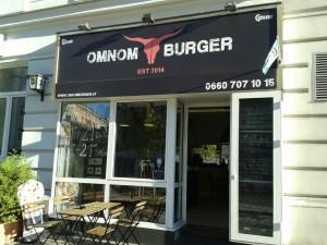 Omnom. Burger. 1050 Wien