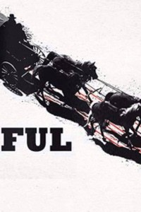 the hateful eight, filmplakat
