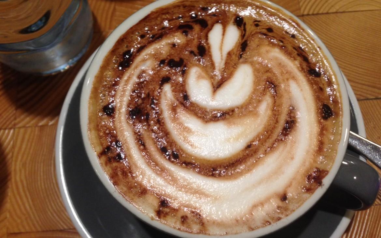 So muss Kaffee! Erich, Foto (c) Andrea Pickl - kekinwien.at