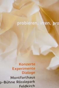 Montforter Zwischentöne, Foto © Hadwig Fink - kekinwien.at