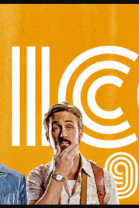The Nice Guys, Filmplakat