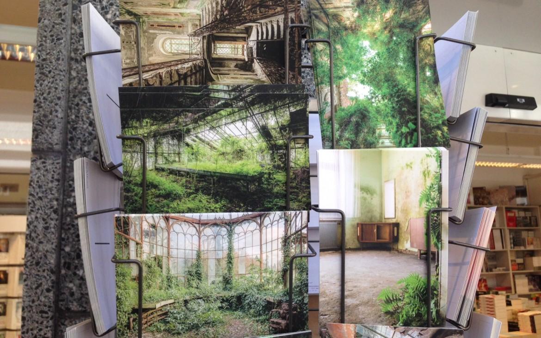 Thomas Windisch, Postkarten, Lost Places, Foto (c) Andrea Pickl - kekinwien.at