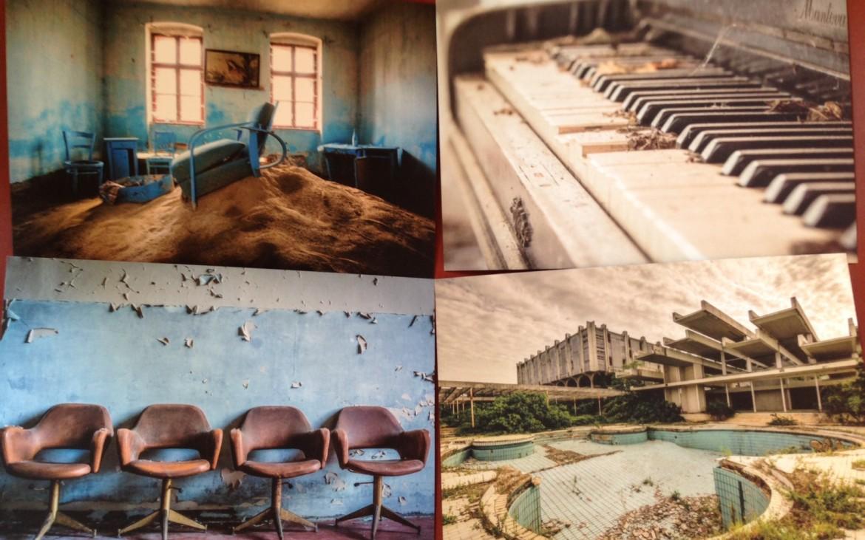 Thomas Windisch, Lost Places, Postkarten, Foto(c) Andrea Pickl - kekinwien.at
