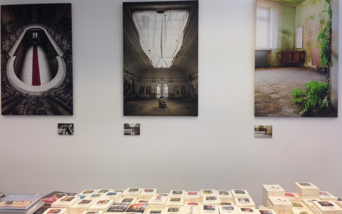 Thomas Windisch, Lost Places, Buch & Kunst, Foto (c) Andrea Pickl - kekinwien.at