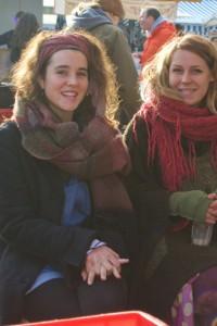 Auf dem Markt im Winter - kekinwien.at