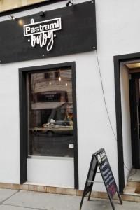 Pastrami Baby! neues Lokal in der Lerchenfelderstraße Wien . kekinwien.at