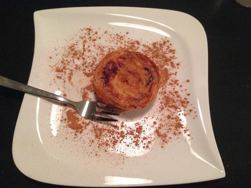 Dessert im Muscheln und mehr - kekinwien.at