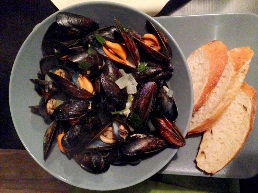 Muscheln und mehr, Signature Dish, Foto (c) Andrea Pickl