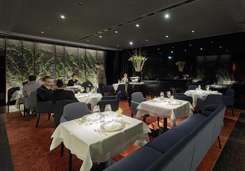 Restaurant Shiki, Fine Dining, Foto (c) SHIKI BEHF