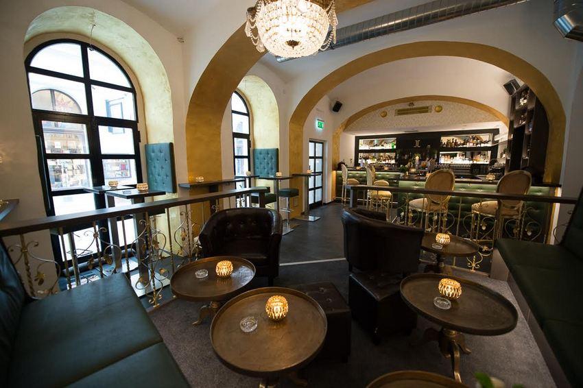 Josef Cocktail Bar, Sterngasse, 1010 Wien, Foto (c) Josef