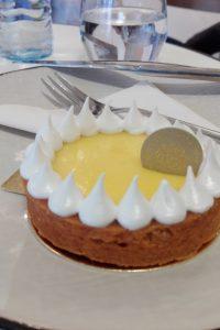 Tarte au Citron im Crème de la Crème, Foto (c) Andrea Pickl - kekinwien.at