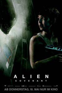 Alien Covenant Poster © 2017 Twentieth Century Fox