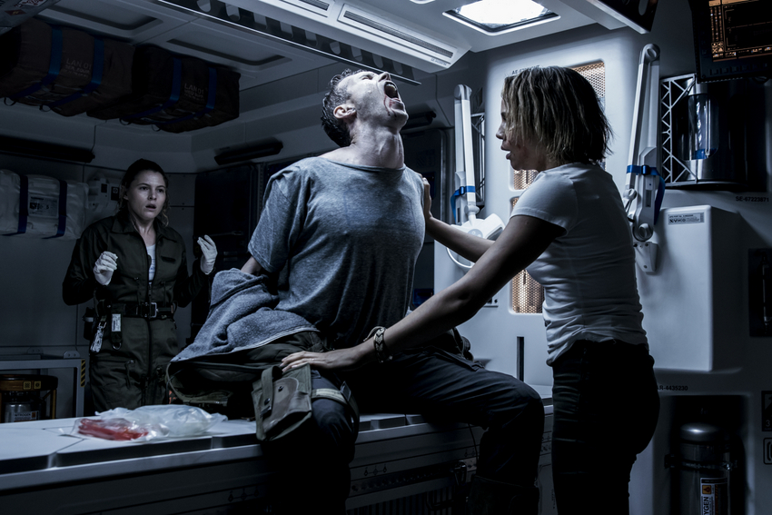 Alien Covenant, Szenenbild © 2017 Twentieth Century Fox