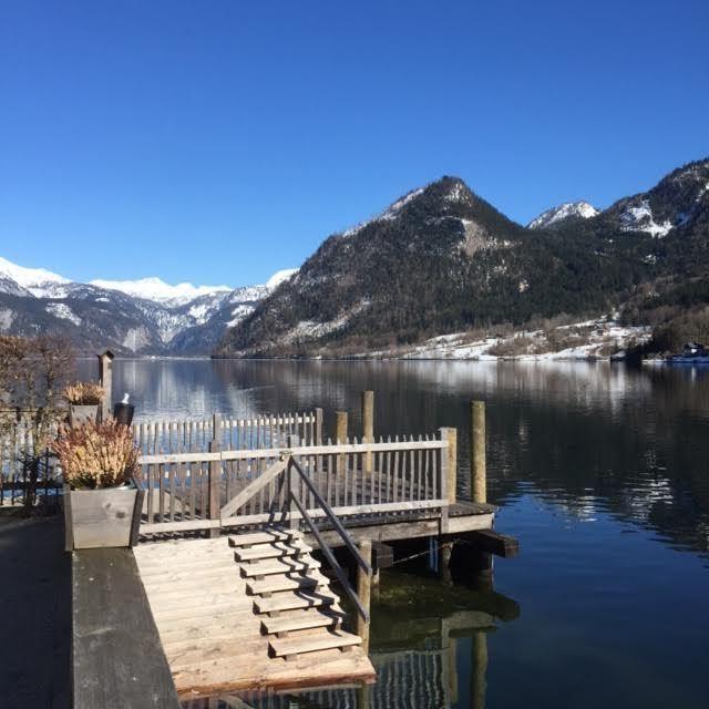 Einzigartige Lage, toller Blick auf See und Berge, Foto (c) Gudrun Gregori - kekinwien.at