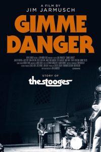 gimme danger, Jim Jarmusch, filmplakat