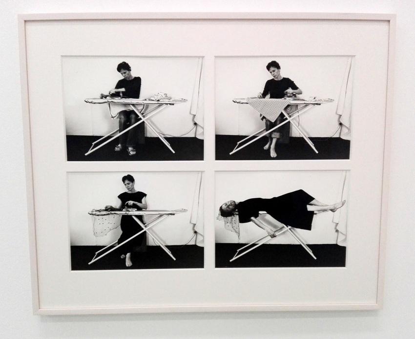 Ironing Dream, Karin Mack, 1975, WOMAN, Bild (c) Claudia Busser - kekinwien.at