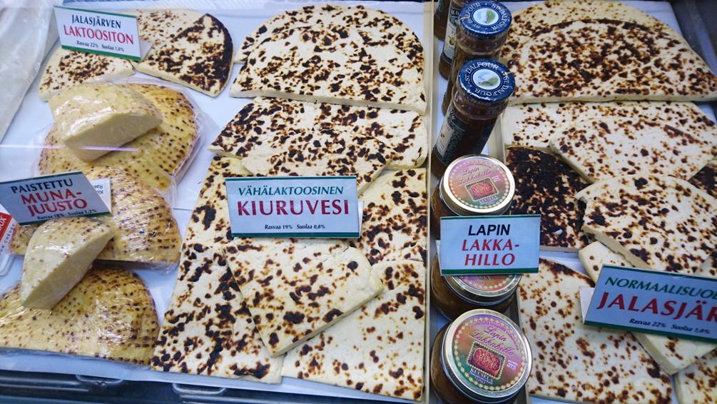 Auf dem Markt, kek unterwegs in Helsiki - kekinwien.at