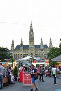 Rathausplatz © Stadt Wien Marketing