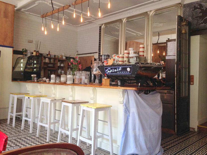 Home Café, Interieur - kekinwien.at
