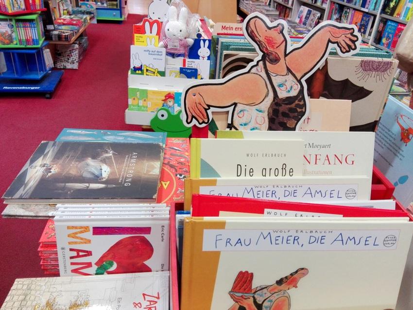 Kinderbücher kann man natürlich auch sammeln ... Kinderlesefest - kekinwien.at