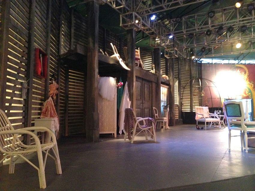 Die Bretter, die die Welt bedeuten, Figaro, Sommertheater im Wiener Lustspielhaus, Foto (c) Andrea Pickl