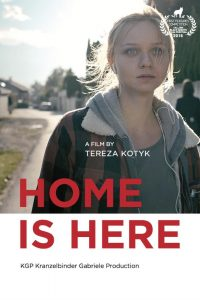 Home is here, Filmplakat - kekinwien.at