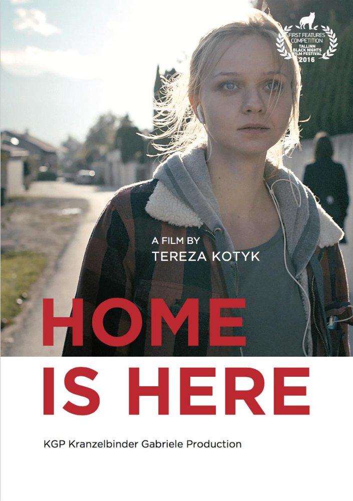 Home is here, Filmplakat - kekinwien.at