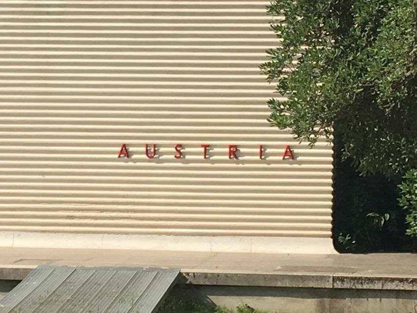 Biennale di Venezia, der Österreichische Pavillon 2017 - kekinwien.at