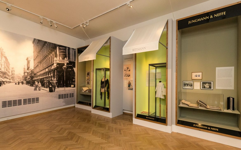Kauft bei Juden_5 (c) wulz.cc Ausstellungsansicht