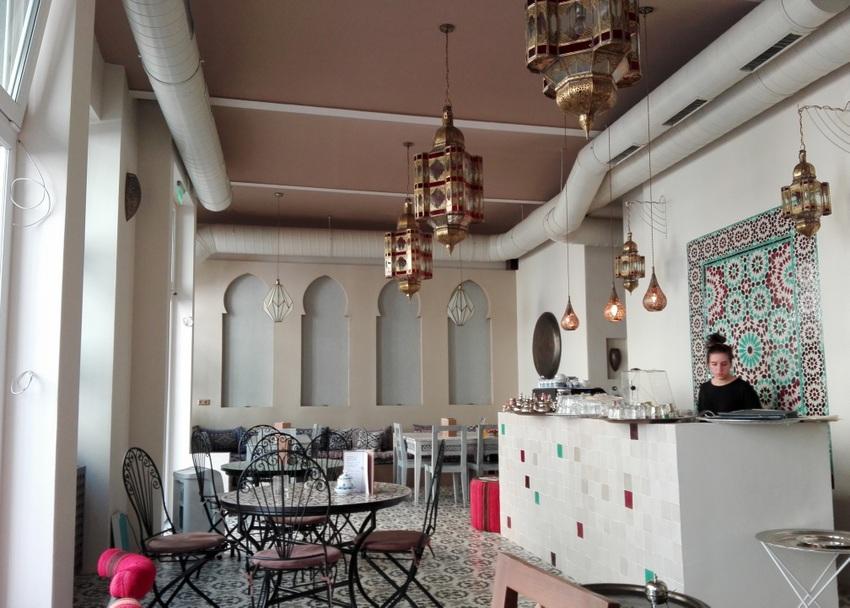 L'Orient, authentisches Interieur, Bild (c)
