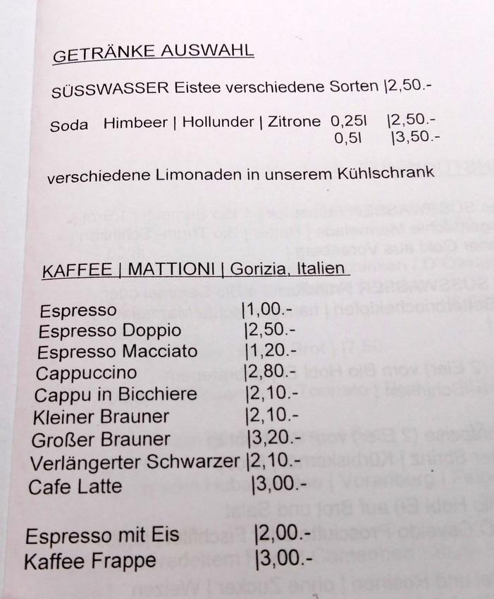 Der Kaffee ist hervorragend hier - kekinwien.at