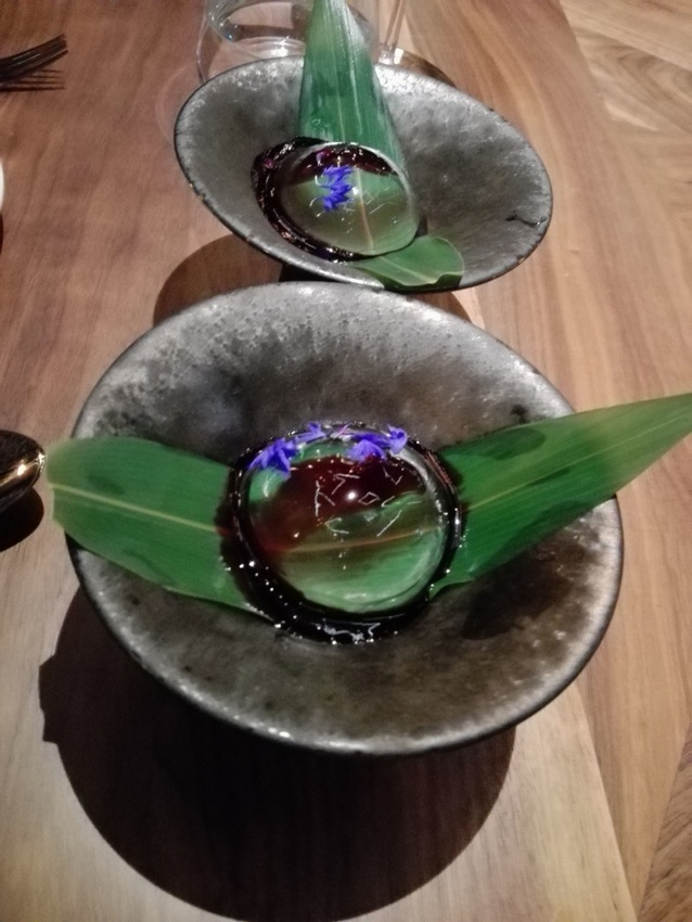 Raindrops, nachher, mit Holunder und Okinawa Zucker, Bild (c) Andrea Pickl - kekinwien.at