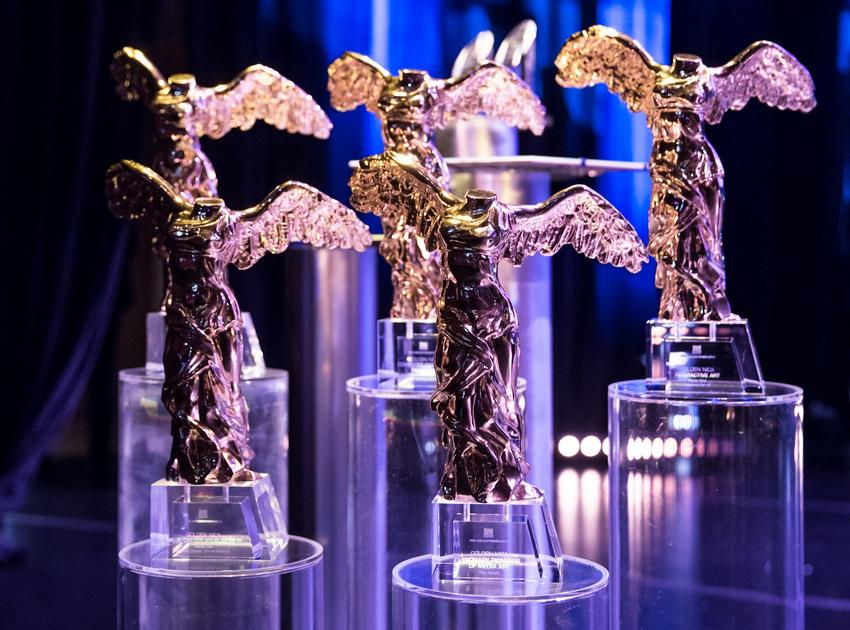 Goldene Nicas, Prix Ars Electronica, Eindrücke von der Gala 2014 im Brucknerhaus, Bild (c) Florian Voggeneder