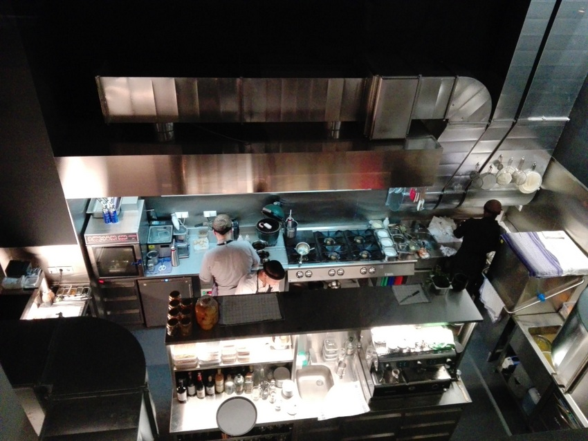 Blick in die Küche, Bild (c) Claudia Busser - kekinwien.at