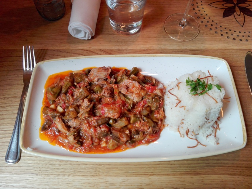 Okra, Lamm, Tomate, Bild (c) Andrea Pickl - kekinwien.at