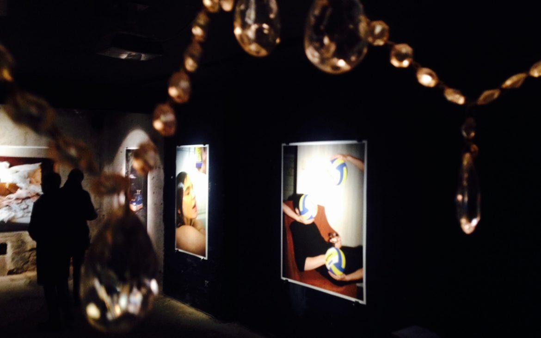 Ausstellungsansicht Fortografie am Brillantengrund, Foto (c) Cajetan Jacob - kekinwien.at