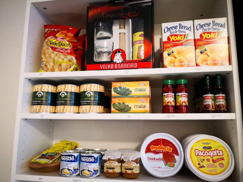 Brasilianische Lebensmittel zum Mitnehmen für Zuhause gibt es auch im Rio Gostoso, Bild (c) Andrea Pickl - kekinwien.at