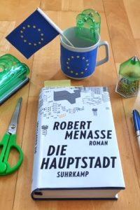 Die Hauptstadt. Robert Menasse, Bild (c) Alexandra Wögerbauer - Flicker - kekinwien.at