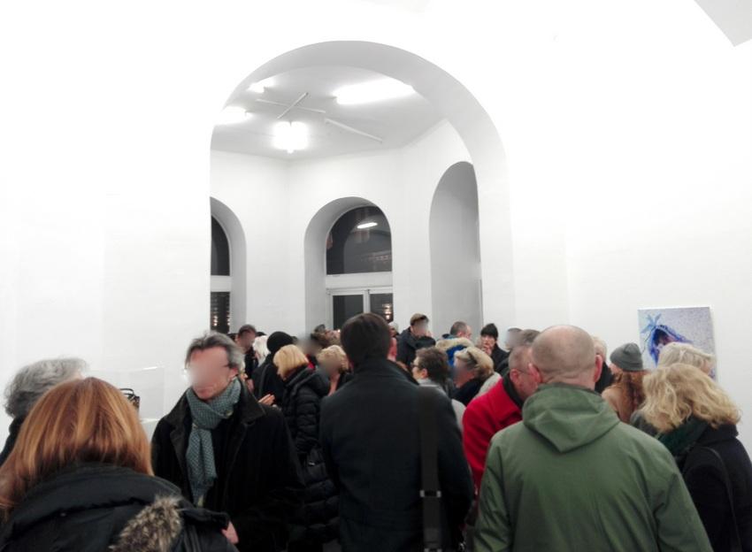 Venissagengetümel bei Renate Bertlmann in der Galerie Steinek, Bild (c) Claudia Busser - kekinwien.at