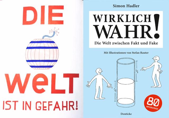 Wirklich wahr, Simon Hadler, Cover Collage, Bild (c) Alexandra Wögerbauer-Flicker - kekinwien.at