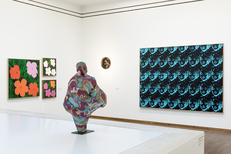 AUSSTELLUNG WOW! The Heidi Horten Collection © Leopold Museum, Wien | Foto: Lisa Rastl