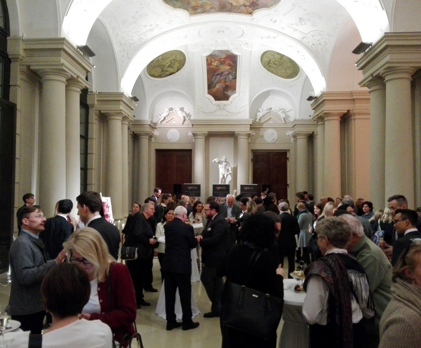 "Gäste bei der Präsentation der neuen Kollektion ""Barock!"" , Bild (c) Claudia Busser - kekinwien.at"