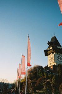 Grazer Uhrturm © Diagonale Pibernig